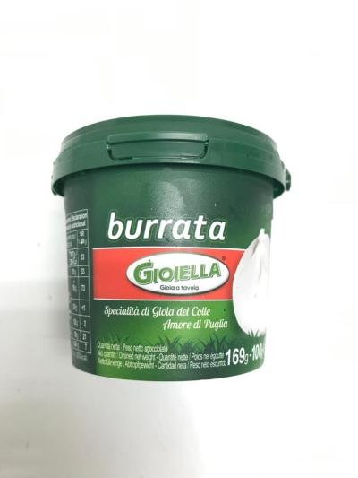 BURRATA BICCHIERE CHEESE 100GM 1