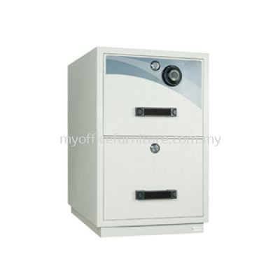 FIRE RESISTANT CABINET 2 DRAWER ~INDIVIDUAL LOCK(RM 1,929.00/UNIT)
