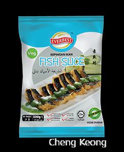 EverBest Veg.Fish Slice
