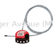 Adjustable Cable Lockouts Lockout Devices & Covers Lockout Tagout (LOTO)