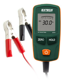 Automotive Current, Circuit, and Relay Testers - Extech AUT35
