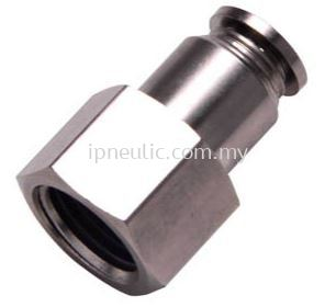 BPCF-METAL FEMALE CONNECTOR
