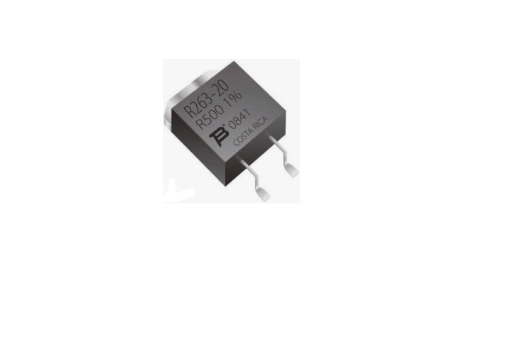BOURNS PWR263S-20 HIGH POWER RESISTORS