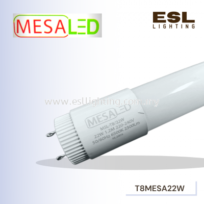 MESALED LED TUBE 22W 4FT SIRIM APPROVED ONE YEAR WARRANTY 30 PCS 1 CARTON