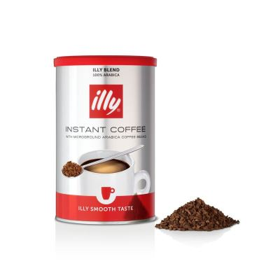 ILLY INSTANT COFFEE SMOOTH TASTE - CLASSIC ROAST �C 95G