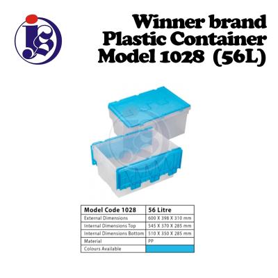 Winner Plastic Container Model 1028