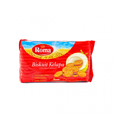 ROMA COCONUT BISCUIT 24 X 300G