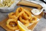 Calamari Ring 炸苏东圈 Salad & Small Bites