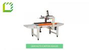 Semi Auto Carton Sealer Machine (China) Cartoning Machines  Packaging Machines
