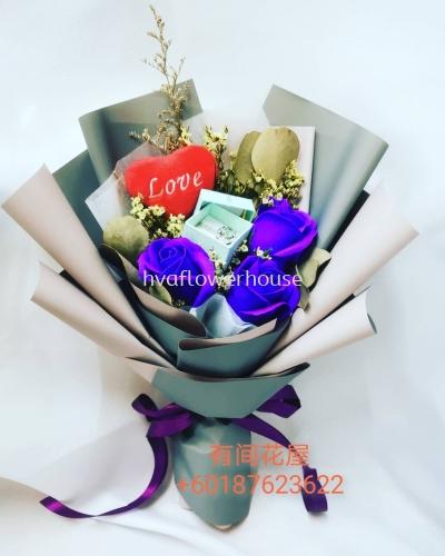 Flower Soap 010