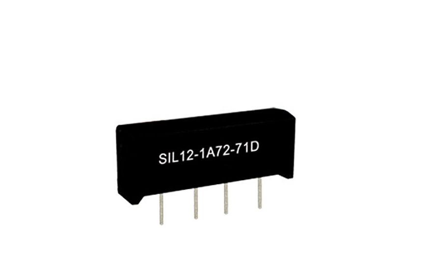 Standex SIL12-1B90-71D Series Reed Relay