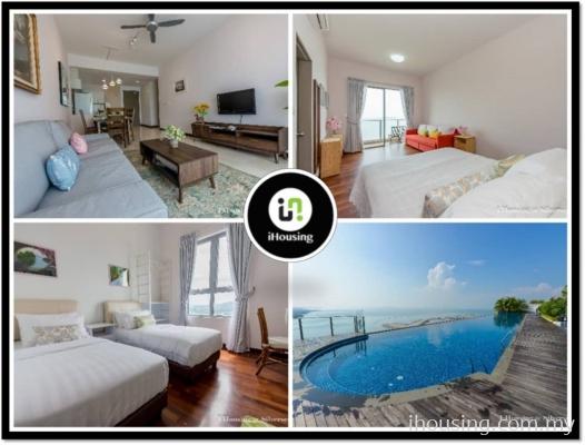 Silverscape Seaview 2411 Melaka By I Housing