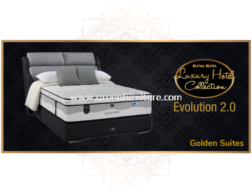 Kingkoil Golden Suite Queen Size