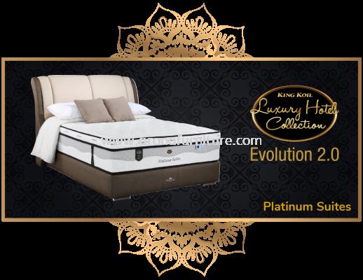 Kingkoil Platinium Suite King size
