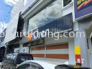 Oren Sport Aluminum ceiling trim casing 3D LED channel box up lettering frontlit signage signboard at Petaling jaya Kuala Lumpur ALUMINIUM CEILING TRIM CASING 3D BOX UP SIGNBOARD