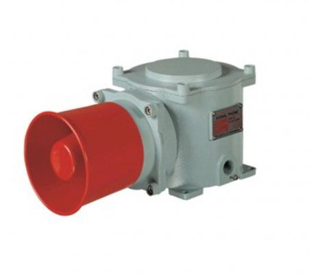 SPNA ATEX, IECEx, CE and KCs Marked Explosion Proof Electronic Sounder / Hazardous Area Audible Alarm / ATEX Sounder Max.118dB