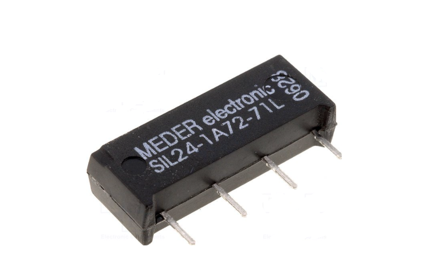Standex SIL24-1A72-71D Series Reed Relay