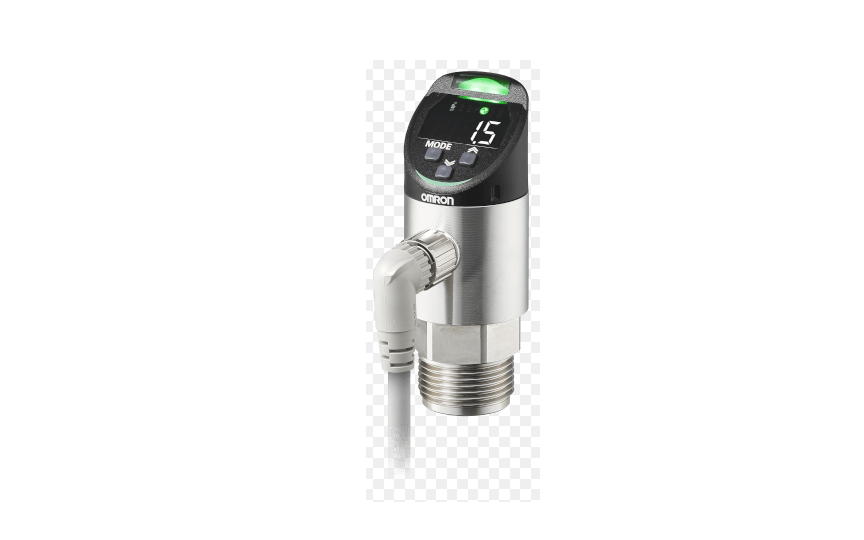 Omron E8PC Omron _ Detect Signs of Abnormalities in Cooling Water and Hydraulic Oil by Simultaneous