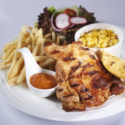 Lemon Spicy Chicken Chop ���������弦��