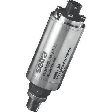 SETRA Model 567 Industrial Pressure Sensor
