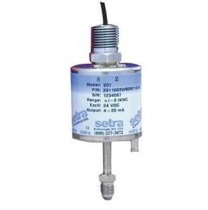SETRA Model 201 Gauge Pressure Transducer