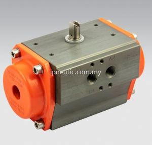 ROTARY ACTUATOR SERIES R4-- SINGLE ACTING