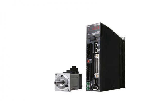 OMRON R88M-K, R88D-KT  Pulse and analog input modules are now available for the G5 series.