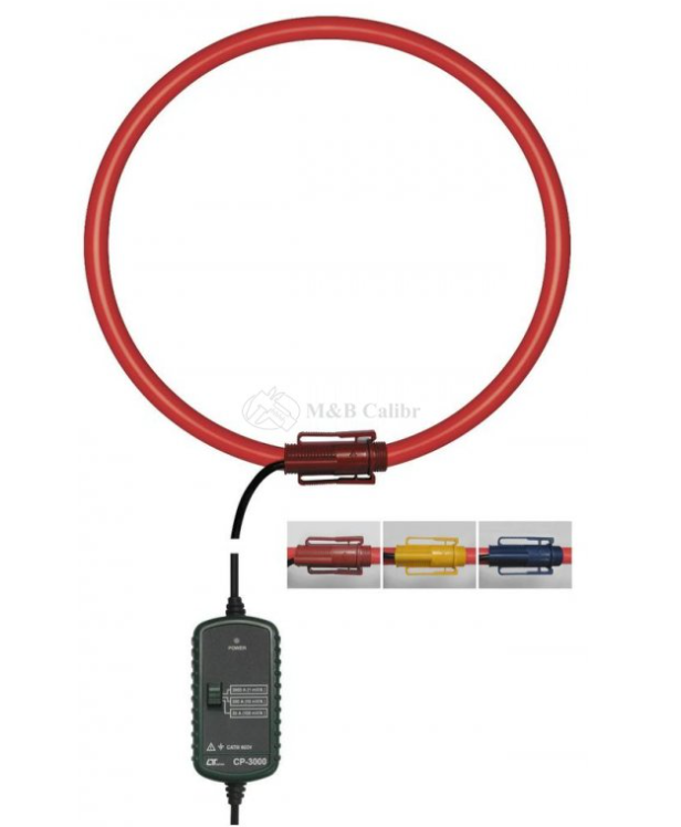 LUTRON CP-3000 Flexible 3000A Current Probe