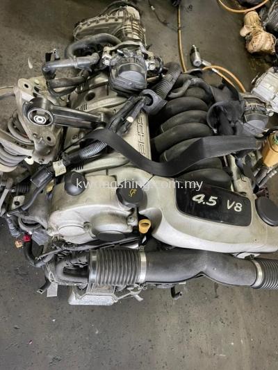 Cayenne 955 4.5 Engine &Gear box