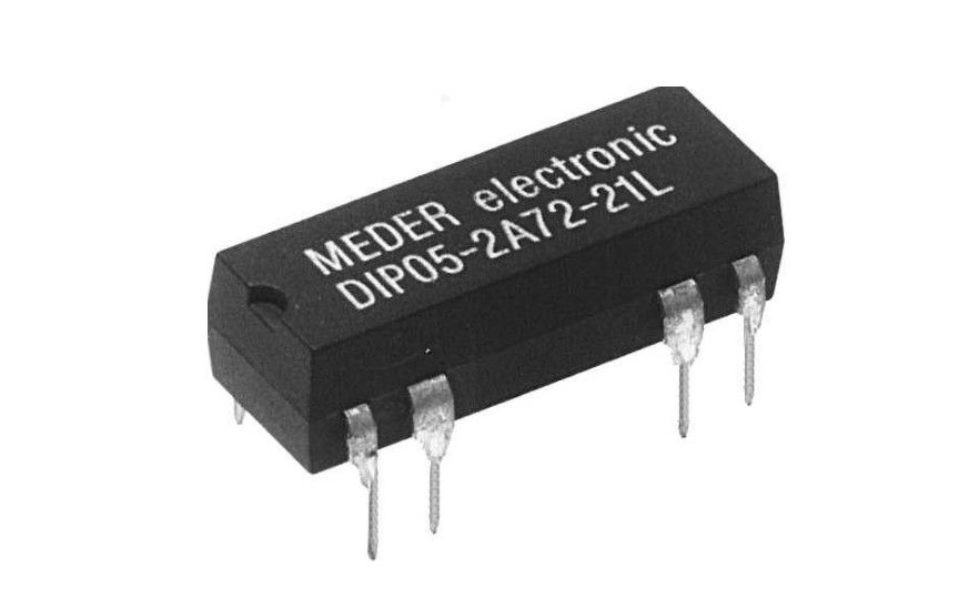 Standex DIP05-1A75-12L Series Reed Relay