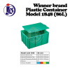 Winner Plastic Container Model 1848 Plastic Container Others