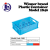 Winner Plastic Container Model 1840 Plastic Container Others