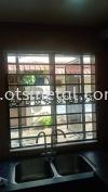 HT001 steel window
