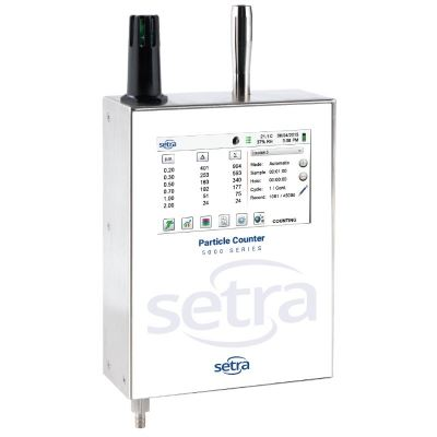 SETRA 5000 Series Particle Counter