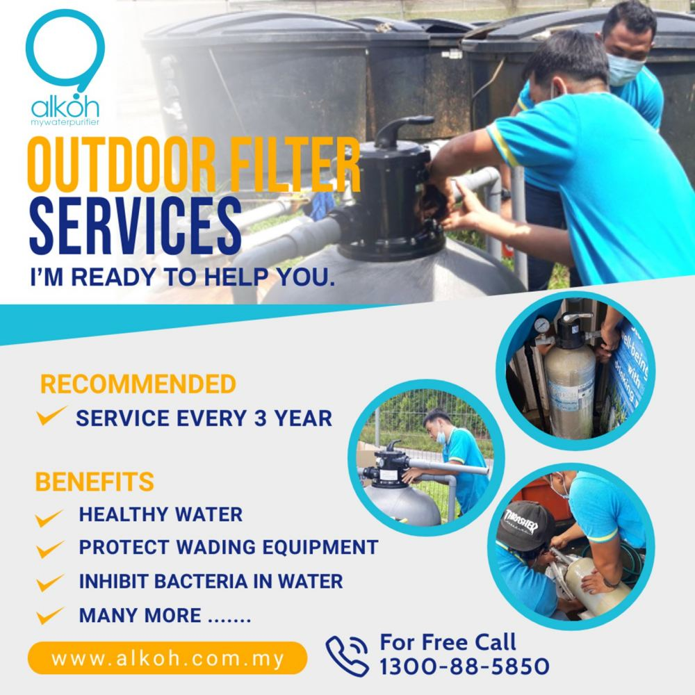 Outdoor Filter Service