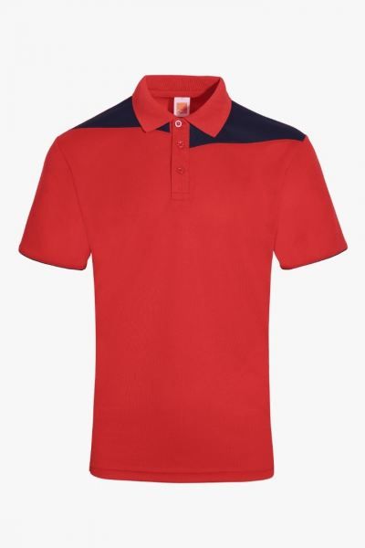QD6105 Red/Navy