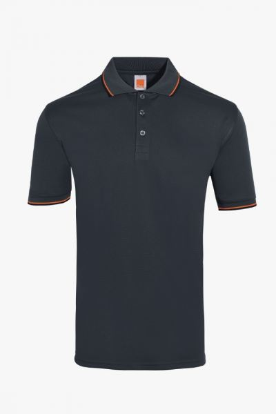 QD6524 Dark Grey/Orange/Black
