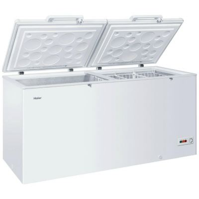 HAIER 6 IN 1 CONVERTIBLE CHEST FREEZER 535L BD-568HP