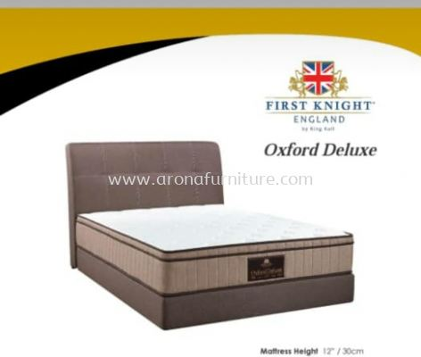6'K OXFORT DELUXE MATTRESS /FIRST KNIGHT BY KINGKOIL
