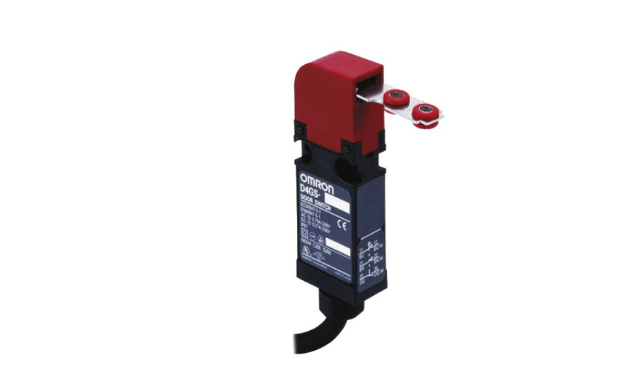 OMRON D4GS-N Slim Safety Door Switches with IP67 Rating