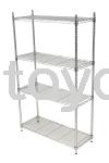 Chrome Stand 4039 Storage Racking