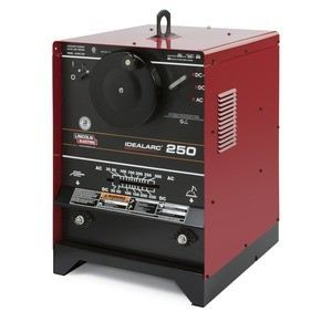 Lincoln Electric Idealarc 250 ACDC Stick SMAW Welding Machine