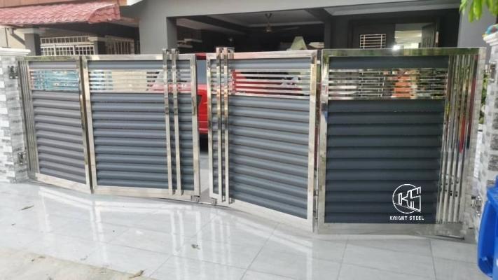 Folding Gate Taman TTDI Jaya, Selangor