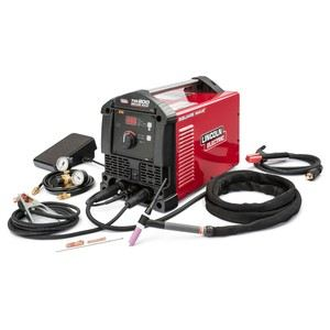Lincoln Electric Square Wave 200 GTAW TIG ACDC Welding Machine