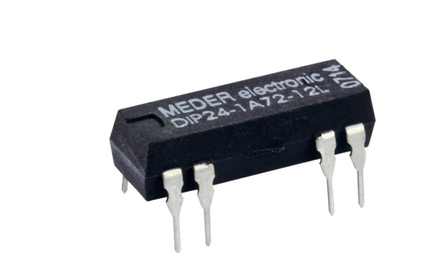 Standex DIP24-1A66-16L Series Reed Relay