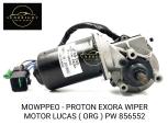 MOWPPEO - PROTON EXORA WIPER MOTOR LUCAS ( ORG ) PW 856552