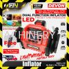DEVON 5940-Li-20 20V Lithium-ion Dual Function Inflator 20V Devon Blower Fan/Blower