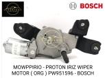MOWPPIRIO - PROTON IRIZ WIPER MOTOR ( ORG ) PW951596 - BOSCH