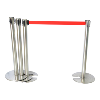 Stackable& Retractable Q-Up Stand SS101