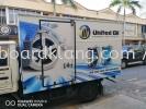 unuted oil Truck lorry sticker klang / kuala lumpur TRUCK LORRY STICKER